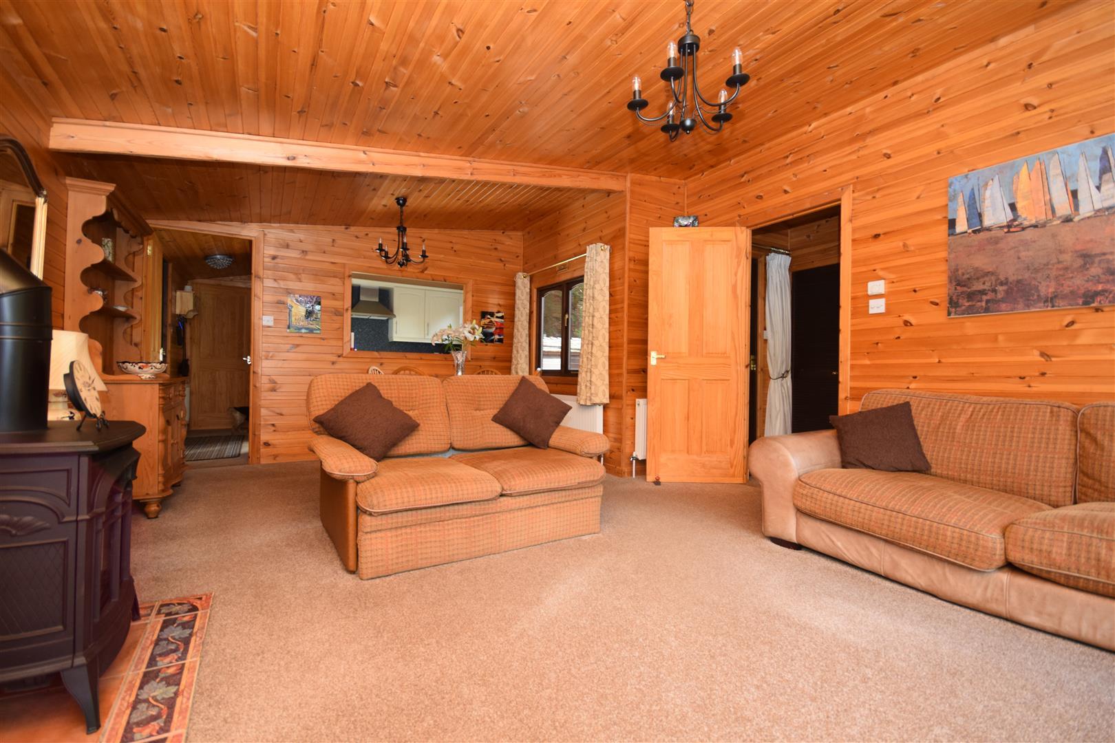 Pine Lodge, River Tilt Caravan Park, Invertilt Road, Bridge Of Tilt, Pitlochry, Perthshire, PH18 5TE, UK